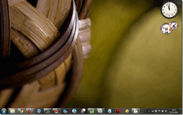 hide desktop icons 1
