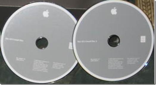 mac install discs