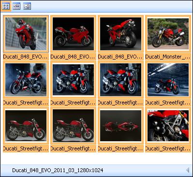 select all photos