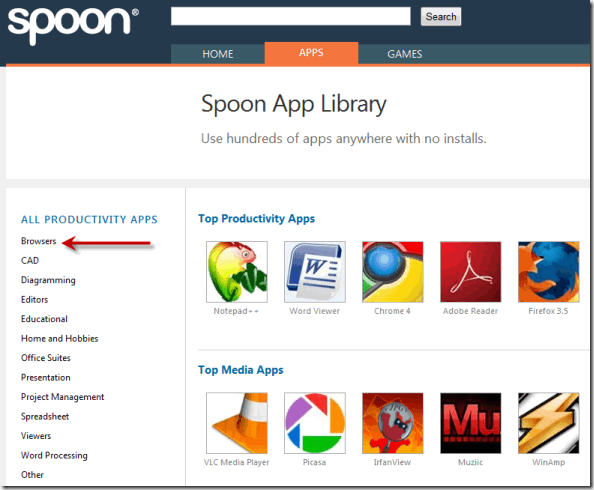 spoon apps